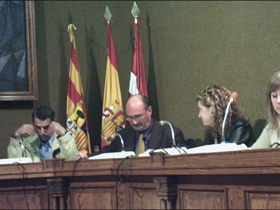 PLENO 21.04.2008 AYUNTAMIENTO DE CASPE